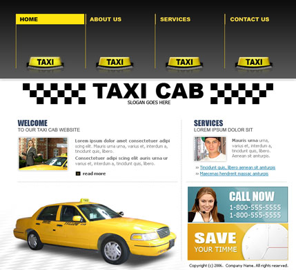 Taxi Archives - Bezigndesign
