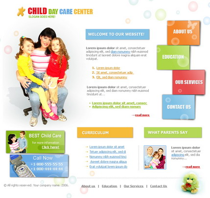 Assisted Living & Child Care Archives - Bezigndesign