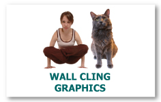 Wall Cling Graphics