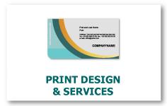 Print Design & Print Services