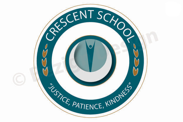 16- Crescent School - Logo Design