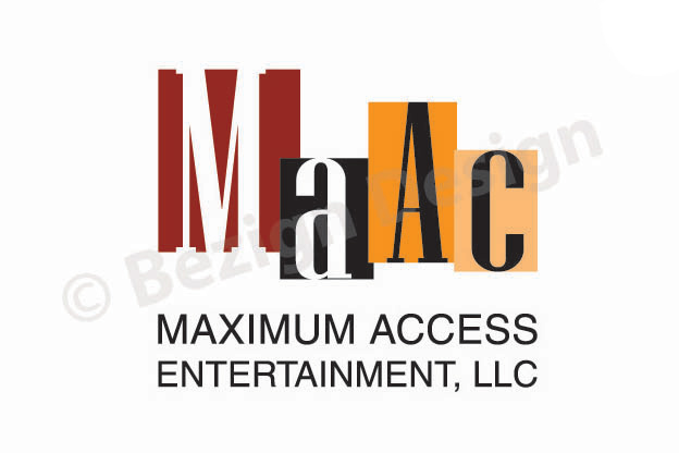 17- Maximum Access Entertainment - Logo Design