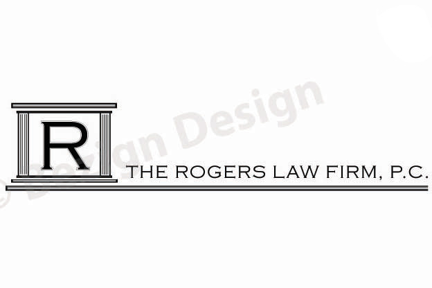 22- The Rogers Law Firm - Logo Design