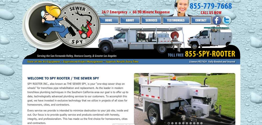 08- The Spy Rooter Plumbing
