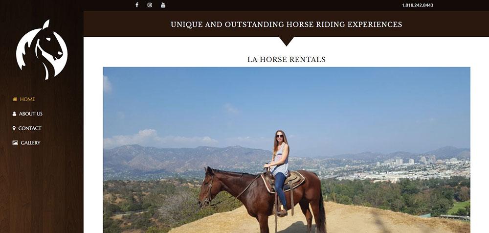 37- LA Horse Rentals