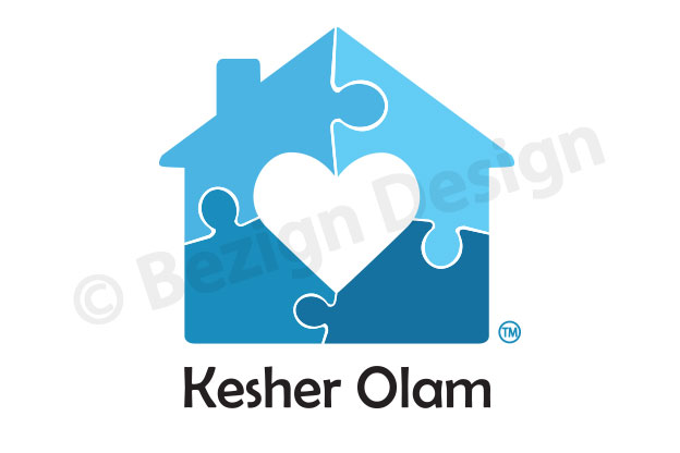 07- Kesher Olam - Logo Design