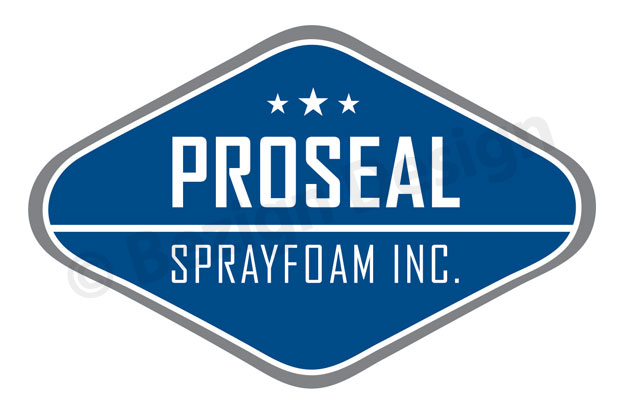 04- Proseal Sprayfoam - Logo Design