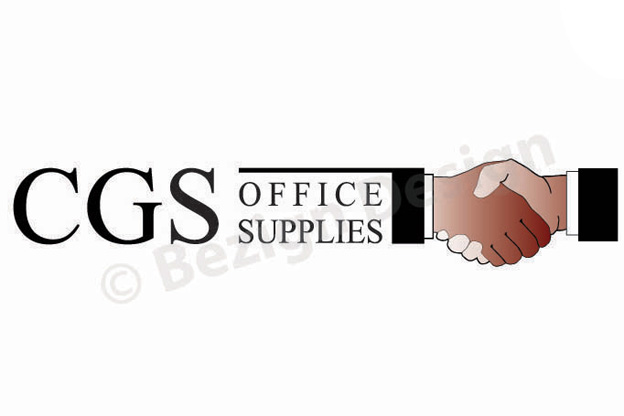 37- CGS Office Supplies - Logo Design
