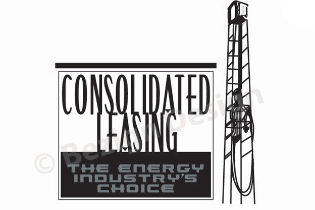 26- Consolidated Leasing - Logo Design