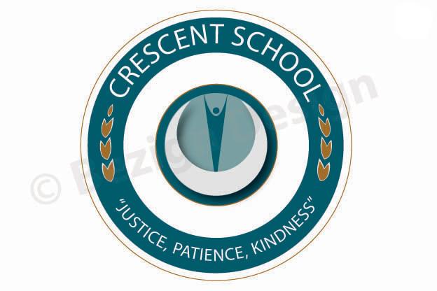 16- Crescent School - Logo Design
