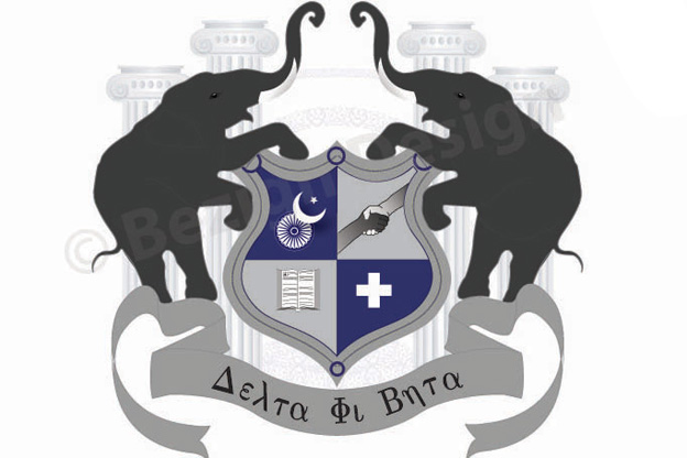 39- Delta Phi Beta - Logo Design