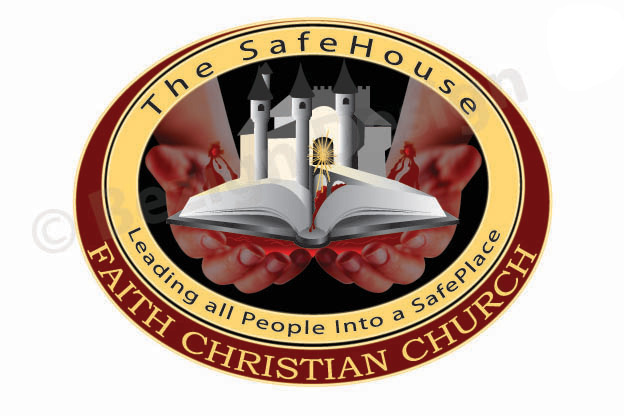 38- The Safe House - Logo Design