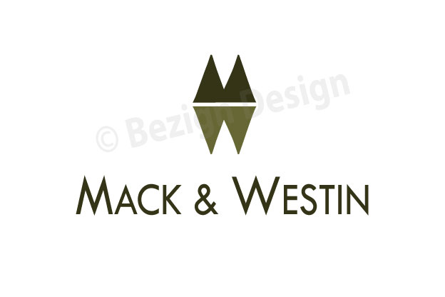 13- Mack and Westin - Logo Design