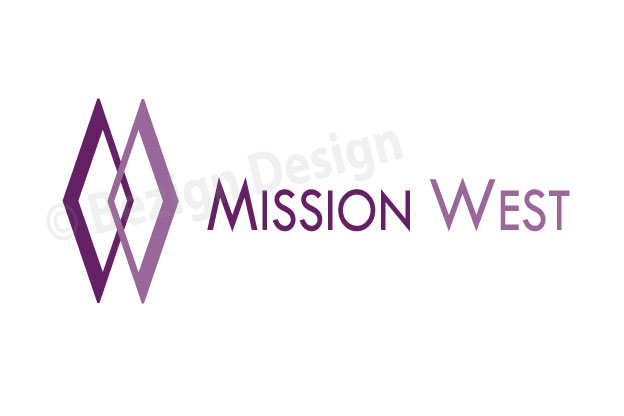 46- Mission West - Logo Design