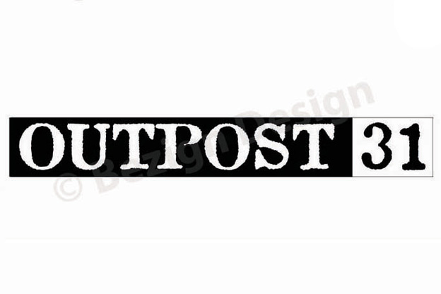 25- Outpost 31 - Logo Design