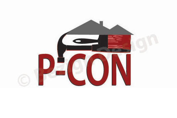 48- Preciado Construction - Logo Design