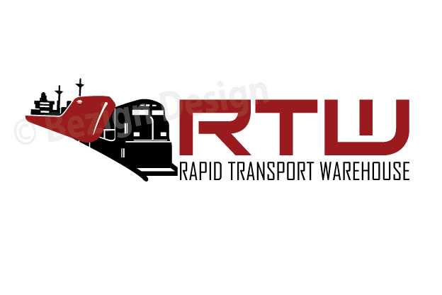 15- Rapid Transport Warehouse - Logo Design