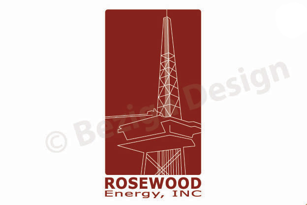 24- Rosewood Energy - Logo Design