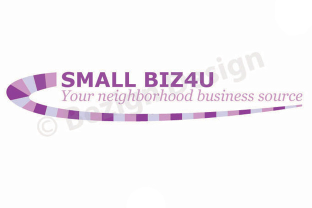 18- Small Biz4U - Logo Design