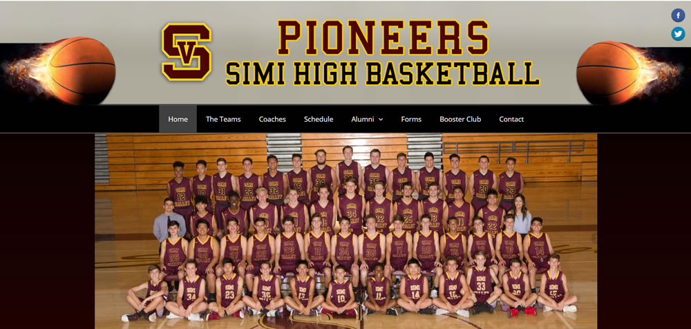 20- Simi High Basketball