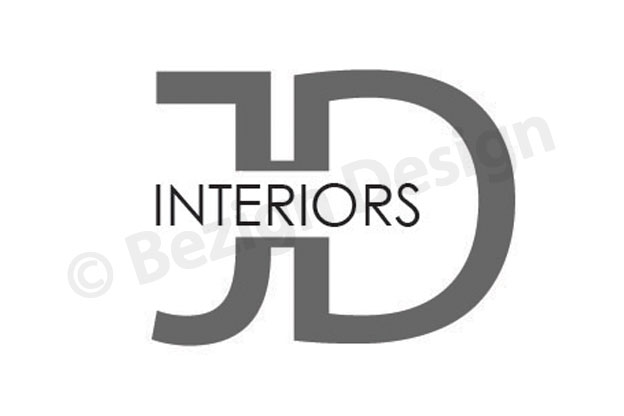 03- JD Interiors - Logo Design