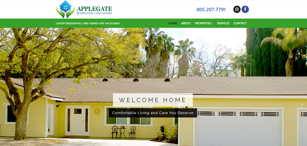 01- The Applegate Care Homes