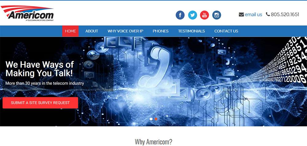 01- Americom Telecommunications