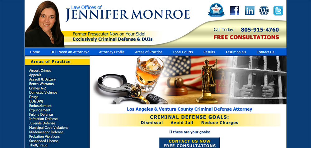 01- Exclusively Criminal Defense