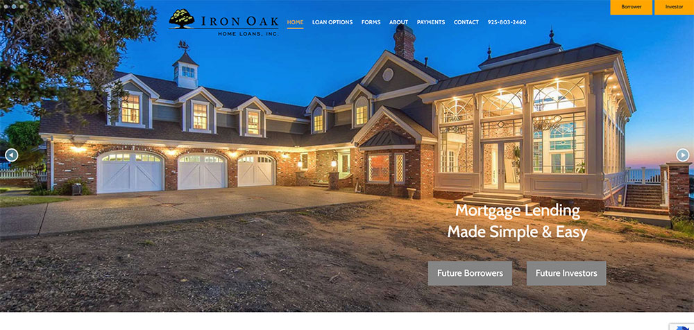 01- Iron Oak Home Loans