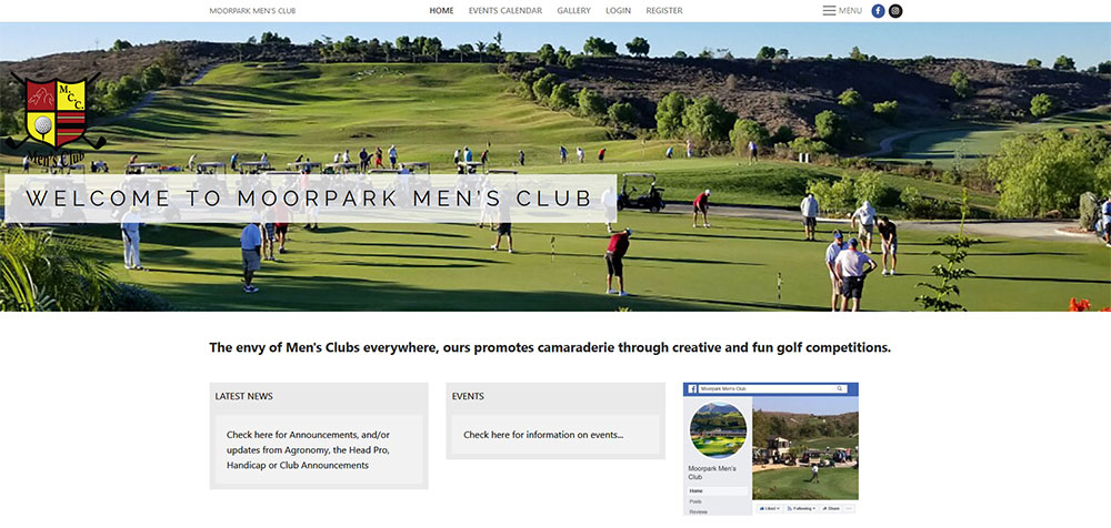 15- Moorpark Mens Club