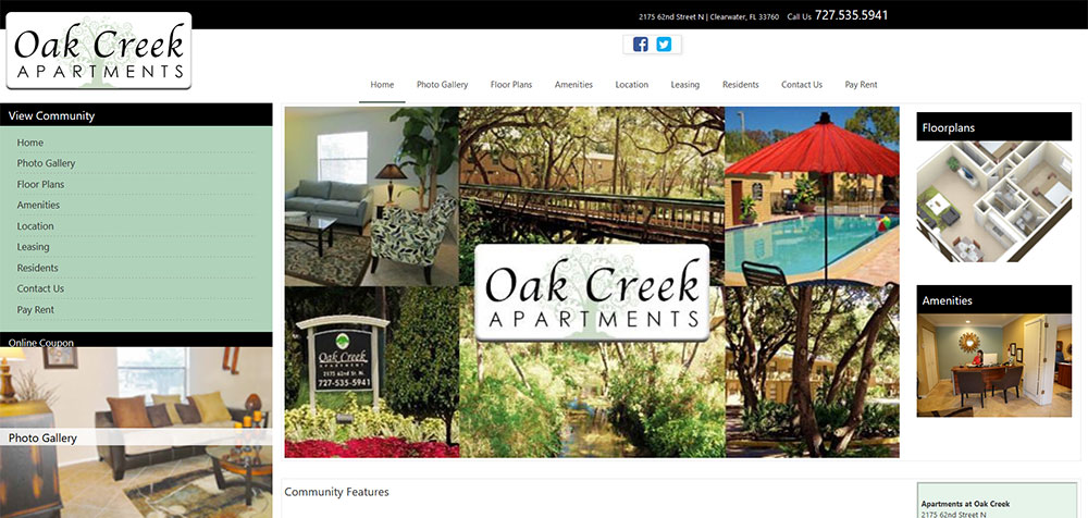 01- Oak Creek Apartments