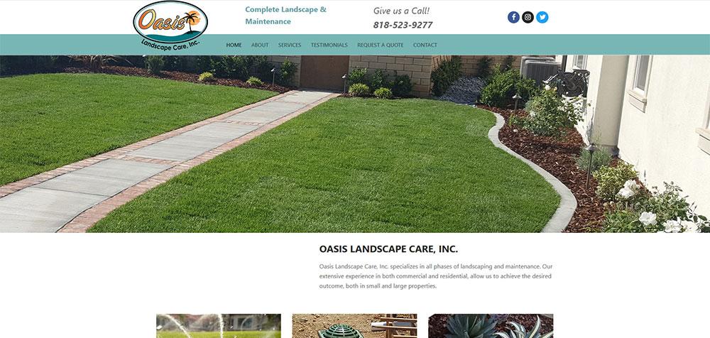 30- Oasis Landscape Care